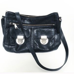 Fossil. Double buckle pockets crossbody.